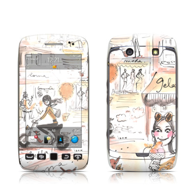 BlackBerry Torch 9850-9860 Skin - Rome Scene