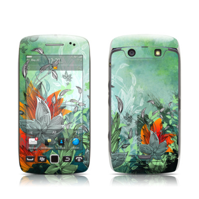 BlackBerry Torch 9850-9860 Skin - Sea Flora