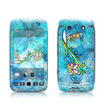 BlackBerry Torch 9850-9860 Skin - Soul Flow