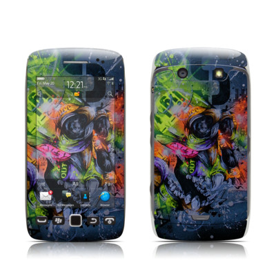 BlackBerry Torch 9850-9860 Skin - Speak
