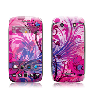 BlackBerry Torch 9850-9860 Skin - Spring Breeze