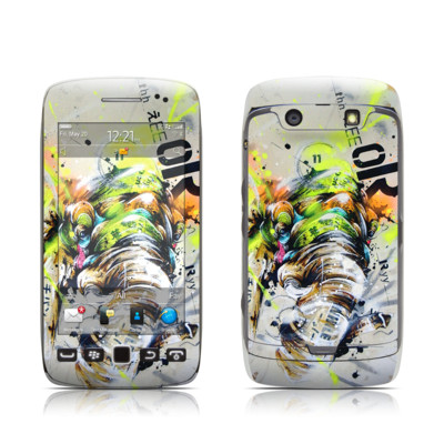 BlackBerry Torch 9850-9860 Skin - Theory