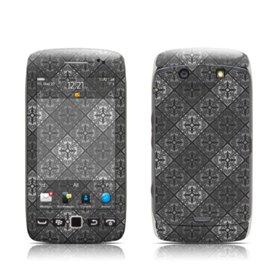 BlackBerry Torch 9850-9860 Skin - Tungsten