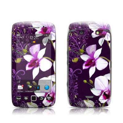 BlackBerry Torch 9850-9860 Skin - Violet Worlds