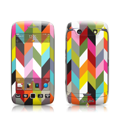 BlackBerry Torch 9850-9860 Skin - Ziggy Condensed