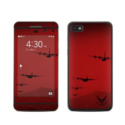 BlackBerry Z10 Skin - Air Traffic