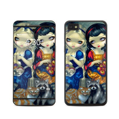 BlackBerry Z10 Skin - Alice & Snow White