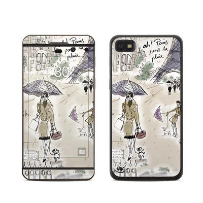 BlackBerry Z10 Skin - Ah Paris