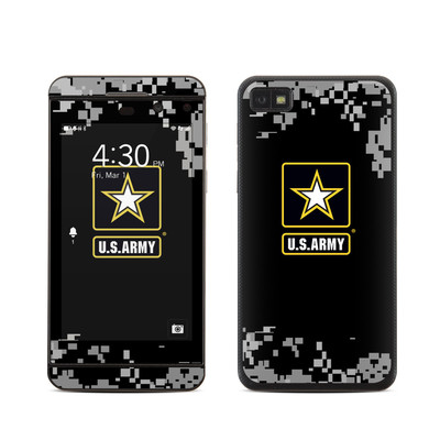 BlackBerry Z10 Skin - Army Pride