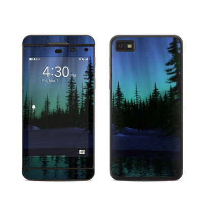 BlackBerry Z10 Skin - Aurora