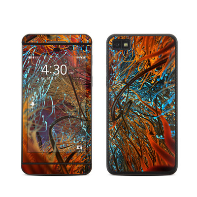 BlackBerry Z10 Skin - Axonal
