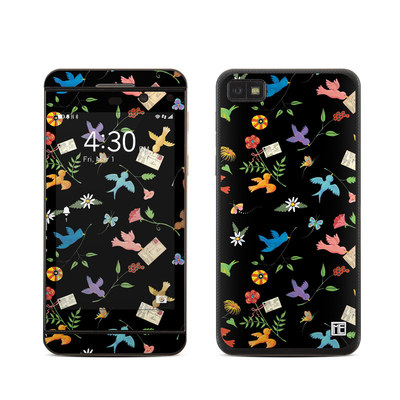 BlackBerry Z10 Skin - Birds