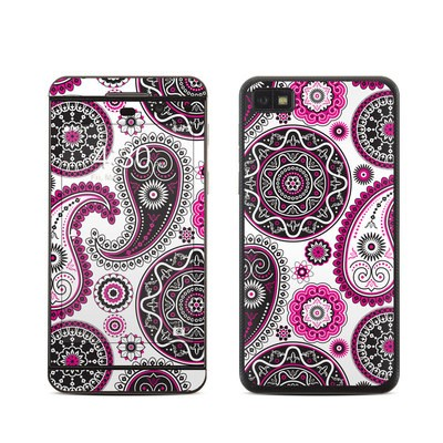 BlackBerry Z10 Skin - Boho Girl Paisley