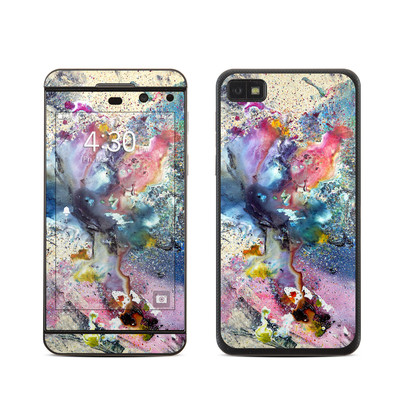 BlackBerry Z10 Skin - Cosmic Flower