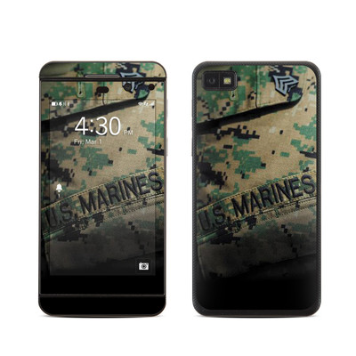 BlackBerry Z10 Skin - Courage