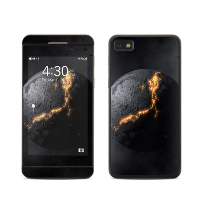 BlackBerry Z10 Skin - Crucible