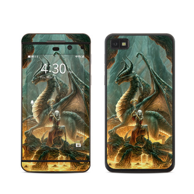 BlackBerry Z10 Skin - Dragon Mage