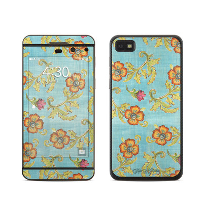 BlackBerry Z10 Skin - Garden Jewel