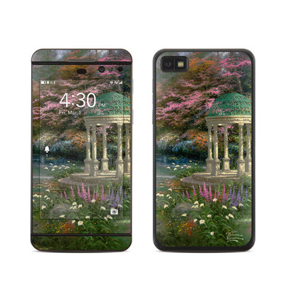 BlackBerry Z10 Skin - Garden Of Prayer