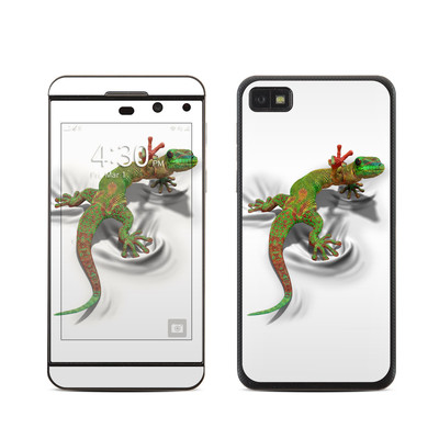 BlackBerry Z10 Skin - Gecko