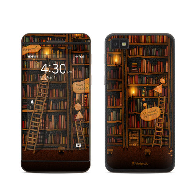 BlackBerry Z10 Skin - Google Data Center