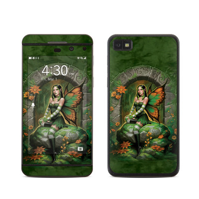 BlackBerry Z10 Skin - Jade Fairy