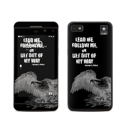 BlackBerry Z10 Skin - Lead Me