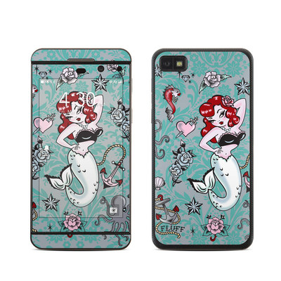 BlackBerry Z10 Skin - Molly Mermaid