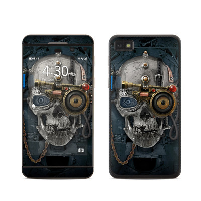 BlackBerry Z10 Skin - Necronaut