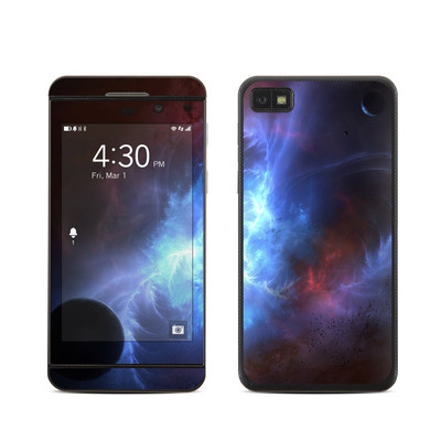 BlackBerry Z10 Skin - Pulsar