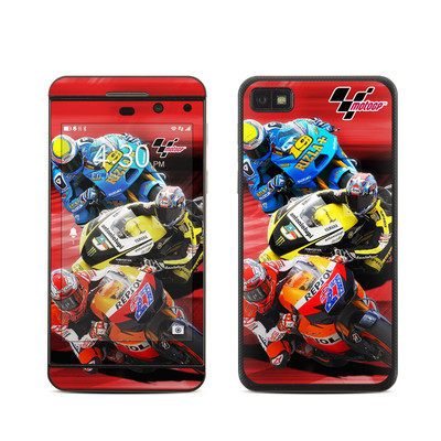BlackBerry Z10 Skin - Speed Collage