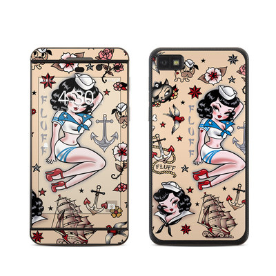 BlackBerry Z10 Skin - Suzy Sailor