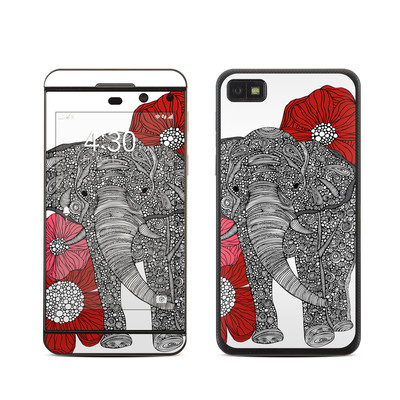 BlackBerry Z10 Skin - The Elephant