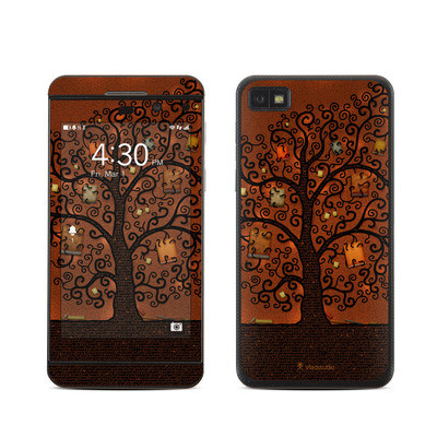BlackBerry Z10 Skin - Tree Of Books