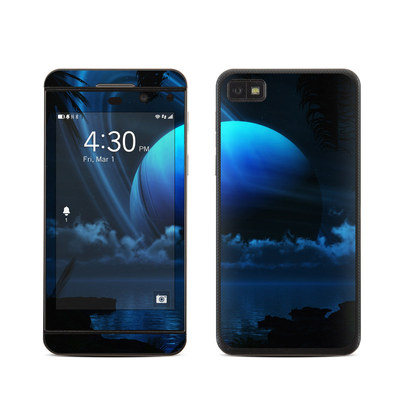 BlackBerry Z10 Skin - Tropical Moon
