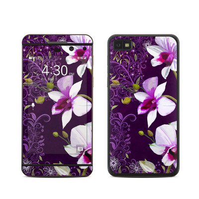 BlackBerry Z10 Skin - Violet Worlds