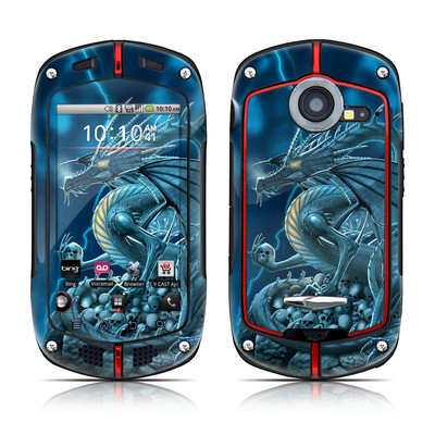 Casio G'zOne Commando Skin - Abolisher
