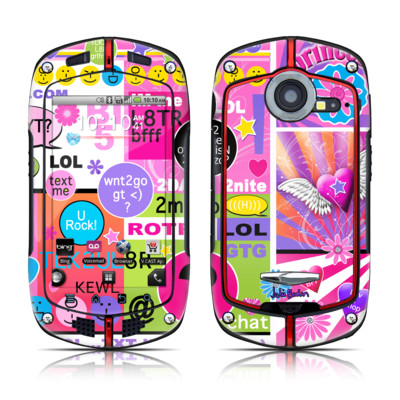 Casio G'zOne Commando Skin - BFF Girl Talk