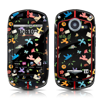 Casio G'zOne Commando Skin - Birds