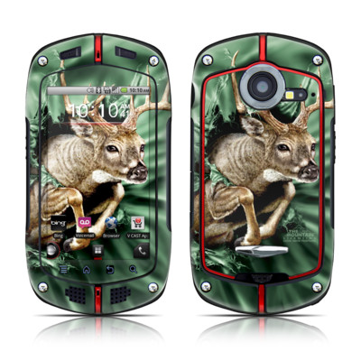 Casio G'zOne Commando Skin - Break Through Deer