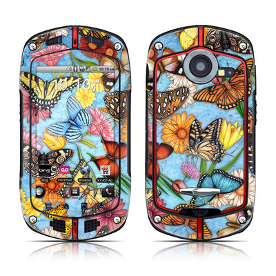 Casio G'zOne Commando Skin - Butterfly Land
