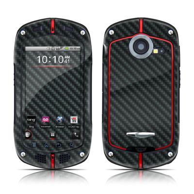 Casio G'zOne Commando Skin - Carbon
