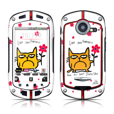 Casio G'zOne Commando Skin - Catwad Happy