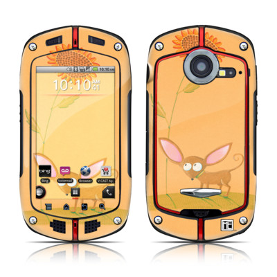 Casio G'zOne Commando Skin - Chihuahua
