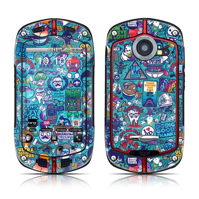 Casio G'zOne Commando Skin - Cosmic Ray