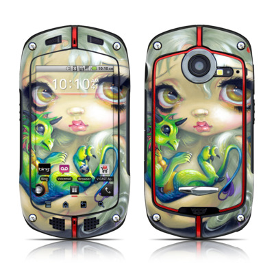 Casio G'zOne Commando Skin - Dragonling