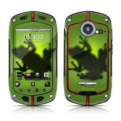 Casio G'zOne Commando Skin - Frog