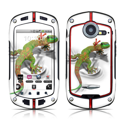 Casio G'zOne Commando Skin - Gecko