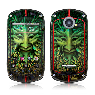 Casio G'zOne Commando Skin - Greenman