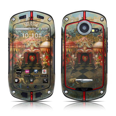 Casio G'zOne Commando Skin - Imaginarium